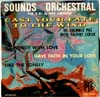 Cover: Sounds Orchestral - Sounds Orchestral / Sounds Orchestral Feat. Johnny Pearson