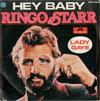 Cover: Ringo Starr - Ringo Starr / Hey Baby / Lady Gaye