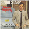 Cover: Starr, Ringo - Private Property / Stop and Take The Time To Smell the Roses