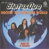 Cover: Status Quo - Rockin All Over The World / Ring Of A Change