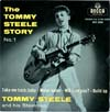 Cover: Tommy Steele - The Tommy Steel Story Vol. 1