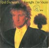 Cover: Rod Stewart - Tonight I´m yours / Sonny