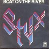 Cover: Styx - Styx / Boat On The River / Borrowed Time