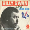 Cover: Billy Swan - Billy Swan / I Can Help / Ways Of a Woman In Love
