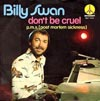 Cover: Billy Swan - Billy Swan / Dont Be Cruel / p.m.s. (post mortem sickness)