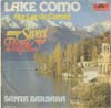 Cover: Sweet People - Lake Como (Le Lac de Come) / Santa Barbara