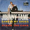 Cover: Johnny Tame - Johnny Tame / Sand In My Shoes / Steak and Cake