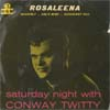 Cover: Conway Twitty - Conway Twitty / Saturday Night With Conway Twitty (EP)