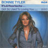 Cover: Bonnie Tyler - Bonnie Tyler / Its A Heartache / Got So Used To Loving you