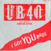 Cover: UB40 - I Got You Babe (mit Chrissie Hynde) / Theme From Labour Of Love