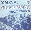 Cover: Village People - Y.M.C.A.  / The Women