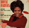 Cover: Dionne Warwick - Dionne Warwick / Dionne Warwick- Idoles U.S.A. (EP)