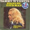 Cover: Wynette, Tammy - Stand By Your Man / Your Good Girl´s Gonna Go Bad