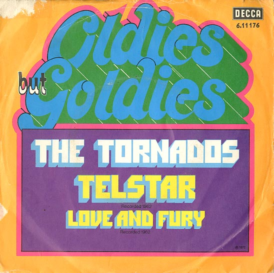 Albumcover Tornados - Telstar / Love and Fury