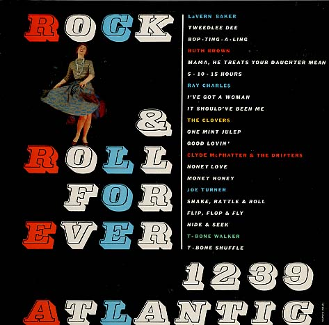 Albumcover Atlantic Sampler - Rock and Roll Forever