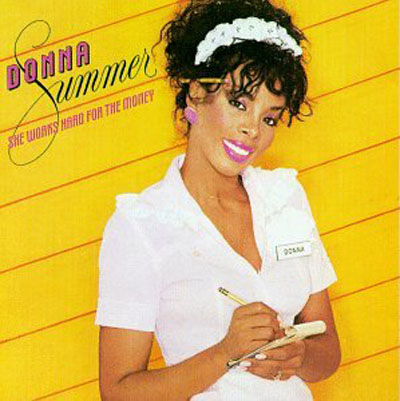 Albumcover Donna Summer - She Works Hard For The Money