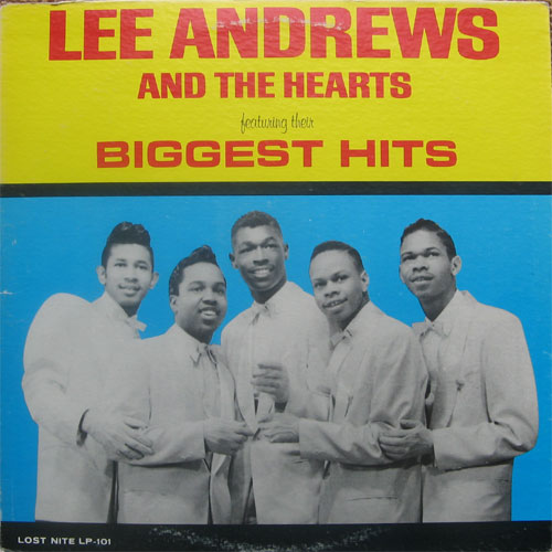 Albumcover Lee Andrews and the Hearts - Biggest Hits