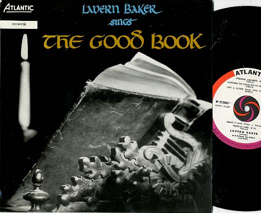 Albumcover LaVern Baker - LaVern Baker sings The good Book (25 cm)