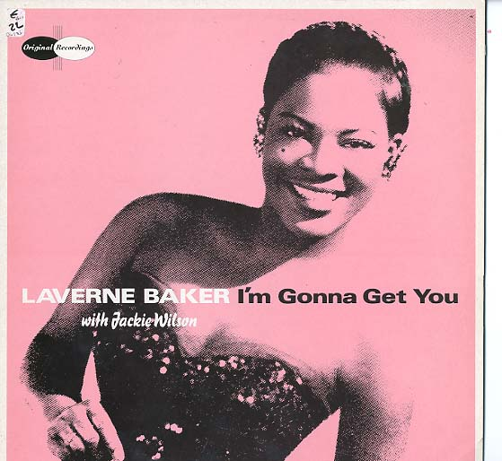 Albumcover LaVern Baker - I´m Gonna Get You