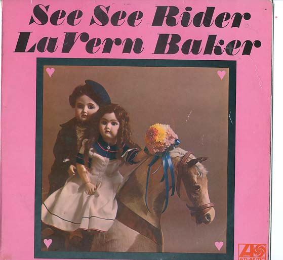 Albumcover LaVern Baker - See See Rider
