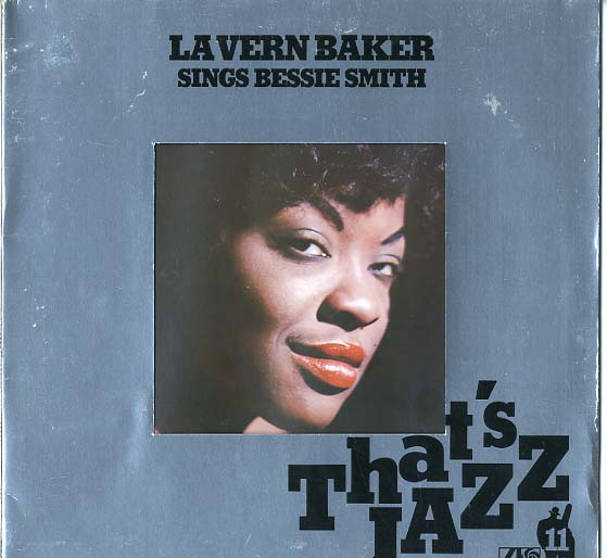 Albumcover LaVern Baker - Sings Bessie Smith - That´s Jazz