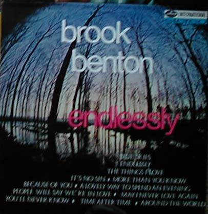 Albumcover Brook Benton - Endlessly