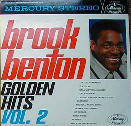 Albumcover Brook Benton - Golden Hits Vol. 2