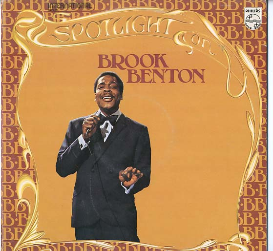 Albumcover Brook Benton - Spotlight On Brook Benton (DLP)