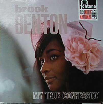 Albumcover Brook Benton - My True Confession