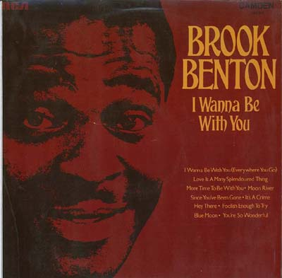 Albumcover Brook Benton - I Wanna Be With You