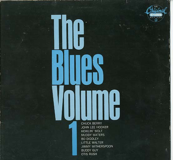 Albumcover Various Blues-Artists - The Blues Volume 1