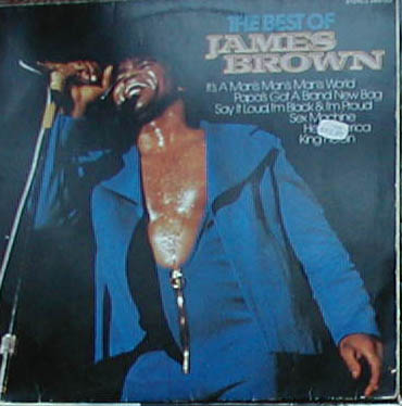 Albumcover James Brown - The Best Of James Brown