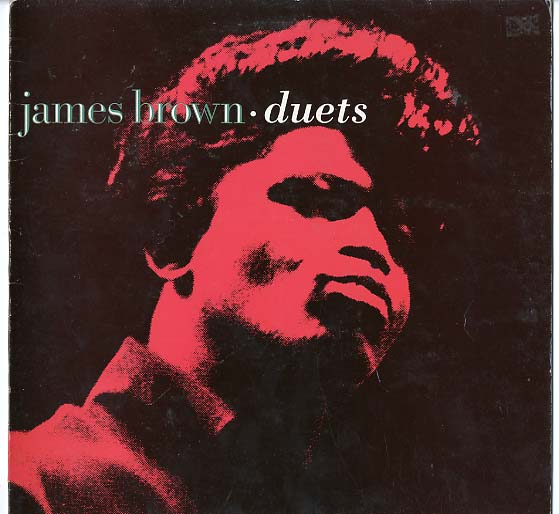 Albumcover James Brown - Duets