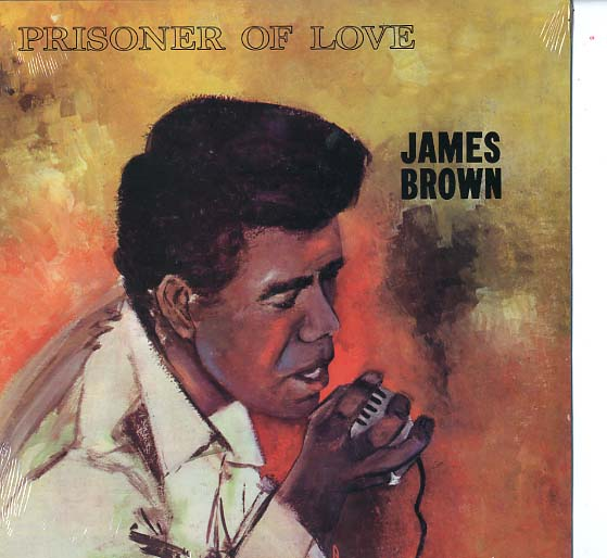 Albumcover James Brown - Prisoner Of Love