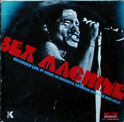 Albumcover James Brown - Sex Machine (DLP)
