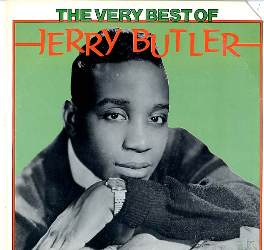 Albumcover Jerry Butler - The Very Best of Jerry Butler