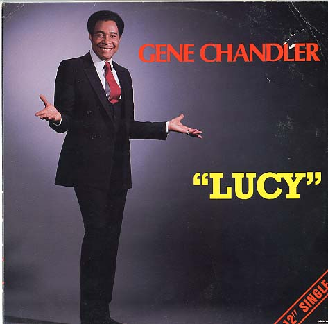 Albumcover Gene Chandler - Lucy / Please You Tonight