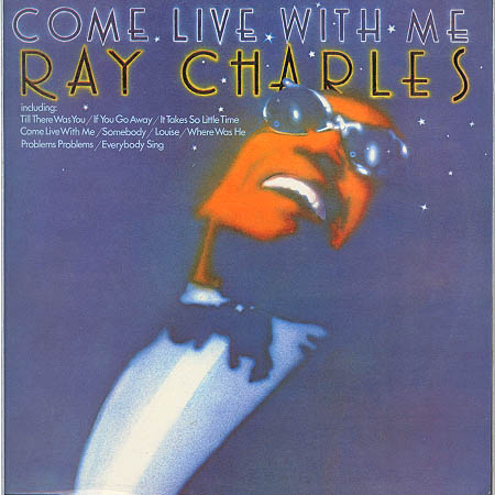 Albumcover Ray Charles - Come Live With Me