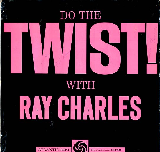 Albumcover Ray Charles - Do The TWIST with Ray Charles (US)