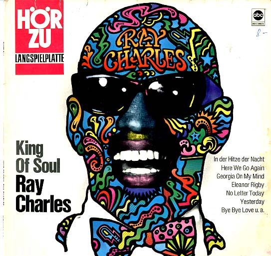 Albumcover Ray Charles - King Of Soul
