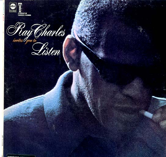 Albumcover Ray Charles - Invites You To Listen