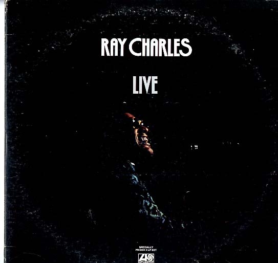 Albumcover Ray Charles - Live (DLP)