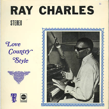Albumcover Ray Charles - Love Country Style