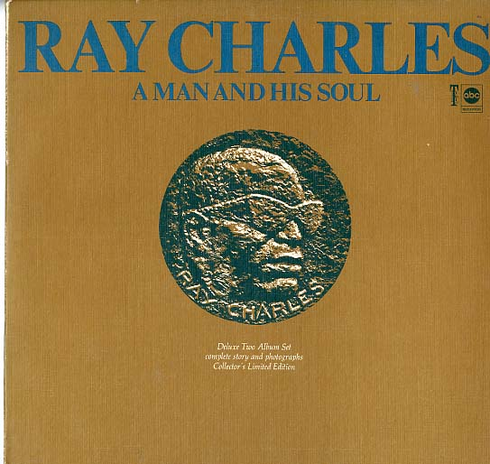 Albumcover Ray Charles - A Man and His Soul - De Luxe Two Album Set