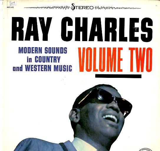 Albumcover Ray Charles - Modern Sounds In Country And Western Music  Vol. 2