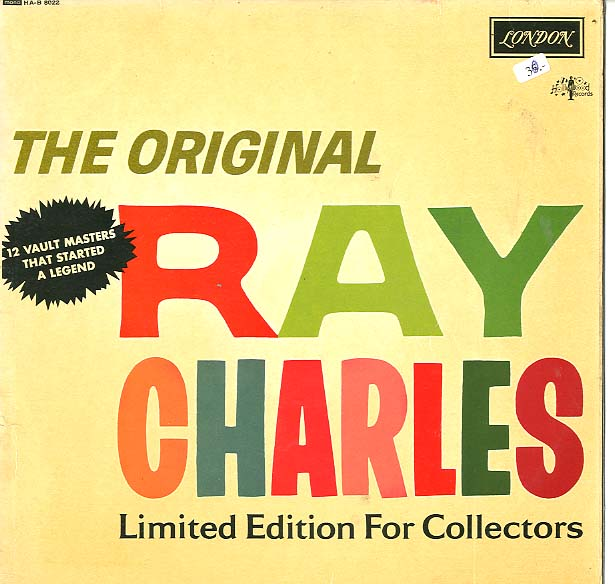 Albumcover Ray Charles - The Original Ray Charles