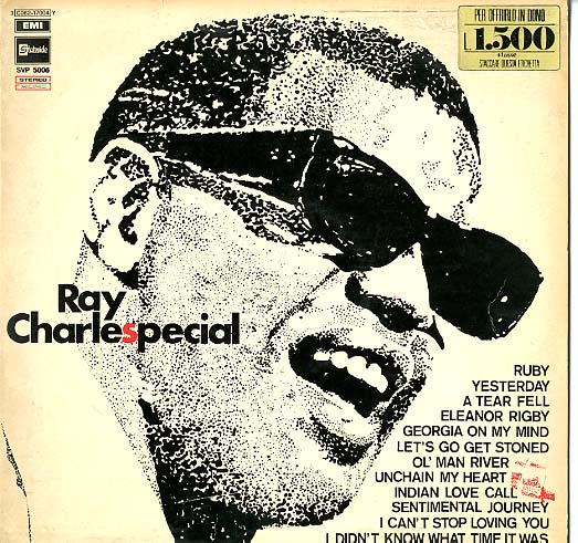 Albumcover Ray Charles - Special