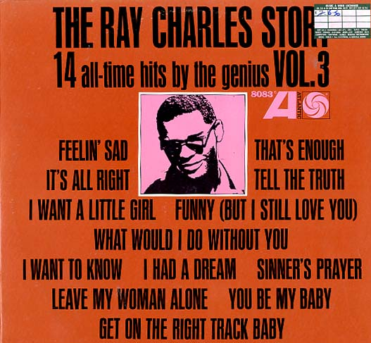 Albumcover Ray Charles - The Ray Charles Story Vol. 3