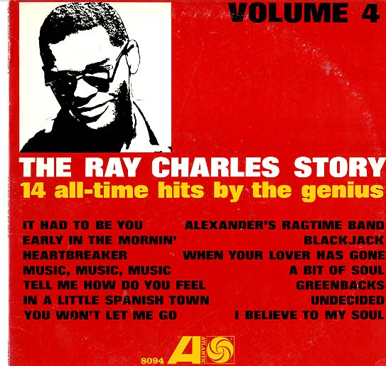 Albumcover Ray Charles - The Ray Charles Story Vol. 4