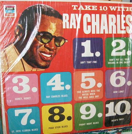 Albumcover Ray Charles - Take 10 With Ray Charles